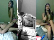 Girl streams her drunk friend fuckin on Periscope