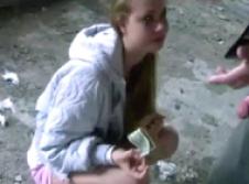 Scamming a teenage hooker